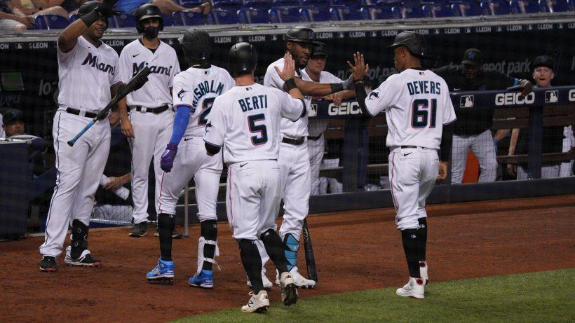 MLB: Boston e Miami a valanga