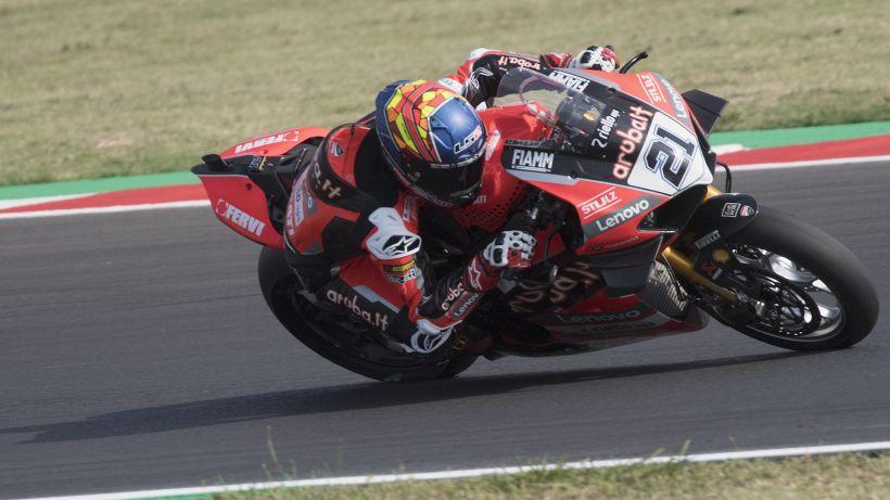 A Misano Rinaldi vince anche la Superpole Race