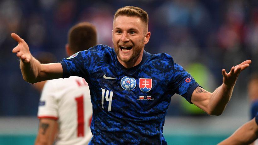"""Polonia-Slovacchia 1-2: autorete Szczesny, due gol """"italiani"""""""