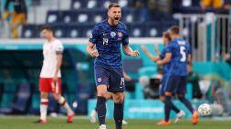 Skriniar e il vizio del goal: dopo l'Inter, a segno anche in Nazionale