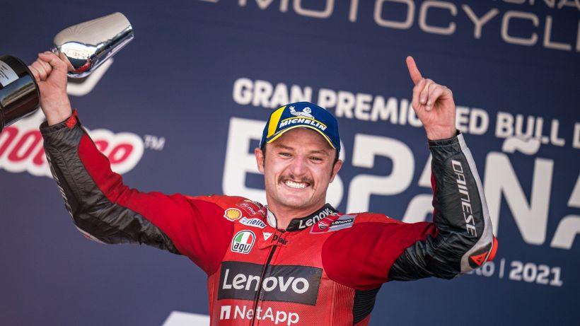 """MotoGP, Jack Miller, """"L'obiettivo è lottare per il podio"""""""
