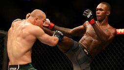 MMA: Vettori-Adesanya, le foto
