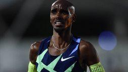Atletica, delusione Mo Farah: fallisce il tempo per Tokyo