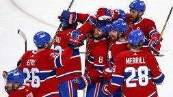 NHL: reazione Montreal, niente festa per Tampa Bay