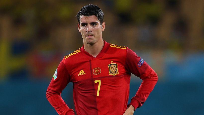 """Dalla Spagna contro Morata: """"Non può giocare un minuto in più in Nazionale"""""""