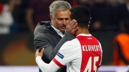 Mourinho intrigato: Kluivert rimarrà alla Roma