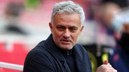 """Euro 2020, Mourinho: """"Italia? Spero nella finale con l'Inghilterra"""""""