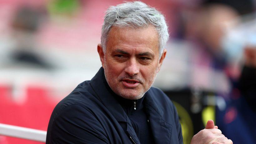 """Mourinho: 'Emozionato per la Roma, ho una grande feeling coi Friedkin"""""""