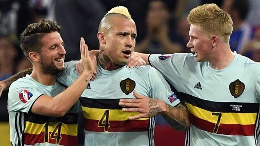 Euro 2020, Nainggolan sminuisce l'Italia in vista del Belgio