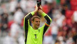 La lezione per i diritti di Neuer che ha scosso Euro 2020