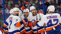 NHL, Tampa Bay Lightning-New York Islanders 1-2