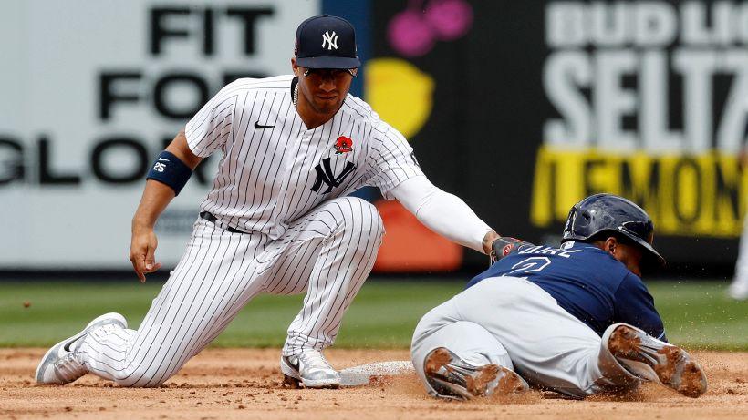 MLB: cadono Tampa, Boston e Chicago