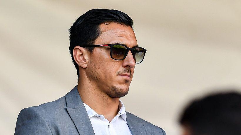 Fiorentina, Nicolas Burdisso nuovo dirigente
