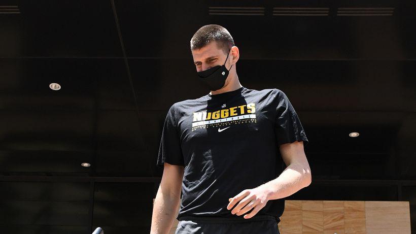 """NBA, Nikola Jokic è l'mvp: """"Un premio per la squadra"""""""