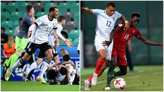 Nmecha incubo del Portogallo: l'aveva steso con l'Inghilterra