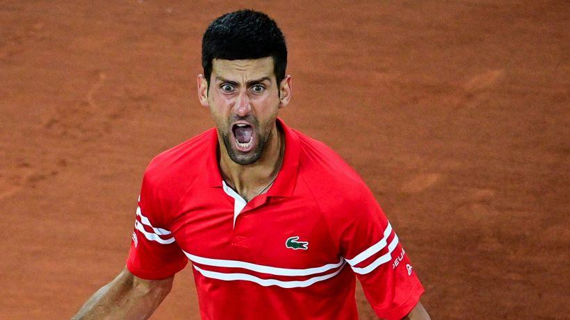 """Tennis, Djokovic: """"Berrettini? Ha giocato un tennis potente"""""""