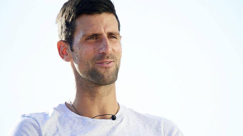 Giochi di Tokyo, l'annuncio di Novak Djokovic