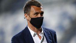 Milan: c'è l'offerta per un attaccante: Maldini alza la posta