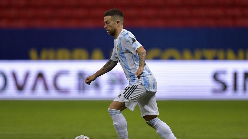 Copa America: l'Argentina ringrazia il Papu Gomez
