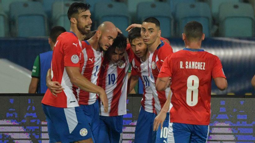 Copa America, Paraguay-Bolivia 3-1: Albirroja in vetta