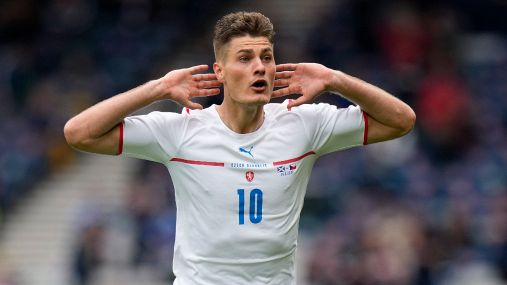 Infallibile Schick: è capocannoniere a Euro 2020