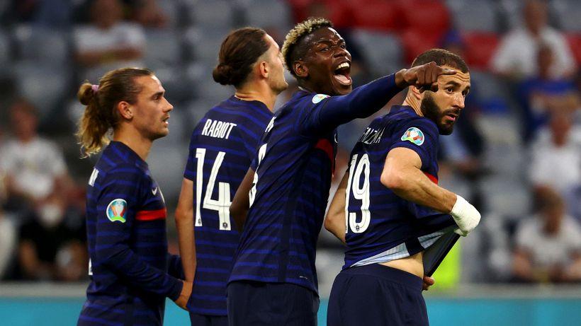 Pogba torna grande con la Francia: una notte da Pallone d'Oro