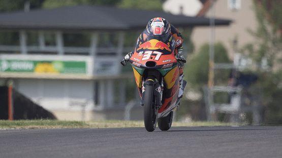 Moto3: in Germania Acosta fa poker ed è sempre più leader