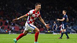Euro 2020, Perisic positivo al Covid, Croazia nei guai