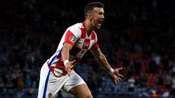 Perisic nella storia della Croazia: aggancio a Suker