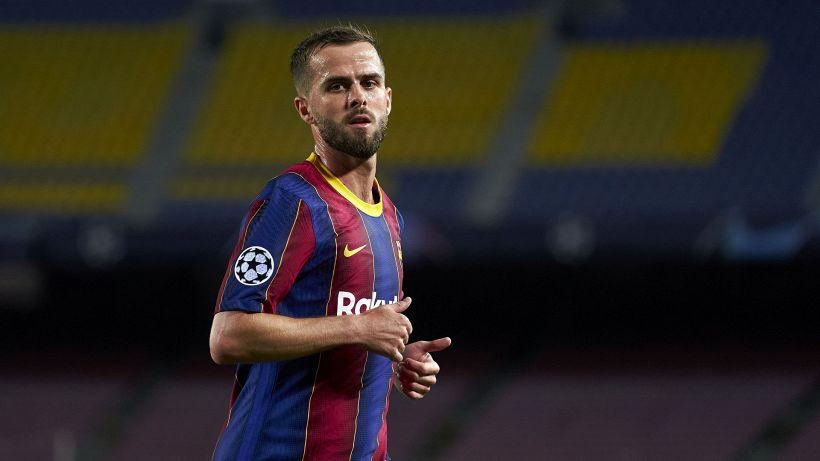 """Pjanic: """"Via dal Barça? Non voglio parlarne"""""""
