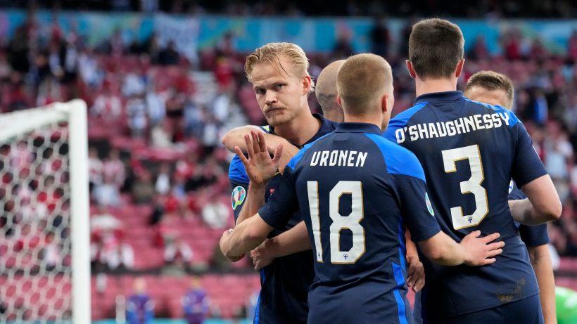 Danimarca-Finlandia 0-1: Pohjanpalo firma la prima vittoria europea dei finlandesi