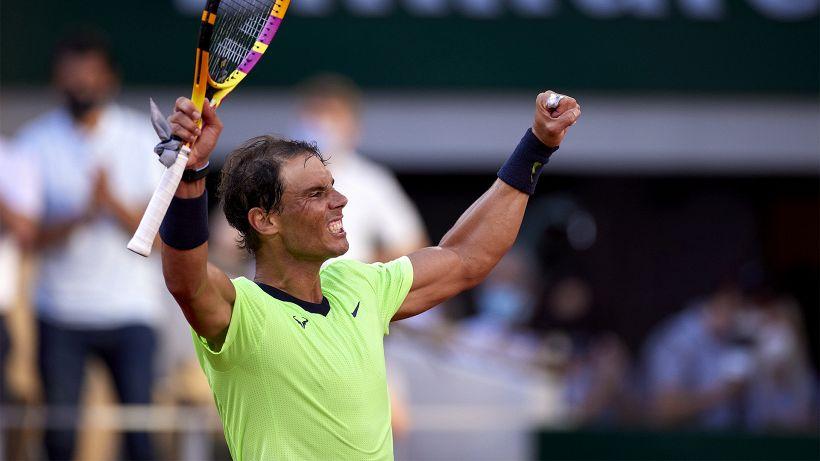Roland Garros, Nadal contento ma accende una polemica