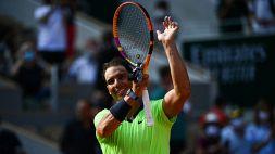 Roland Garros, impresa Schwartzman ma non basta: vince Nadal