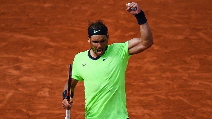 Nadal negli ottavi del Roland Garros, ora per lui c'è Sinner