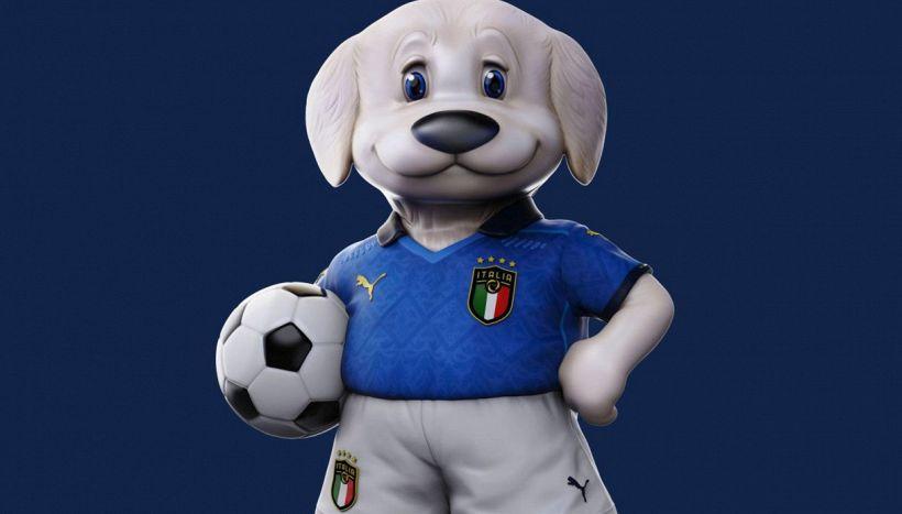 Ecco la mascotte azzurra, creazione omaggio a Carlo Rambaldi