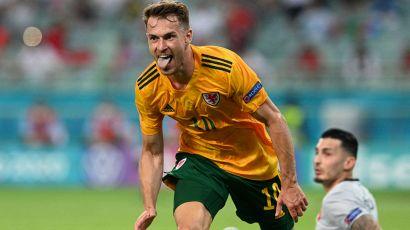 Euro 2020, il Galles batte la Turchia: decide il gol di Ramsey