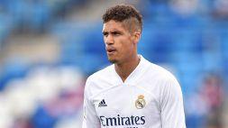 United-Real: trattativa serrata per Varane