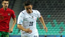Giacomo Raspadori, l'attaccante che piace a Roberto Mancini: 5 segreti