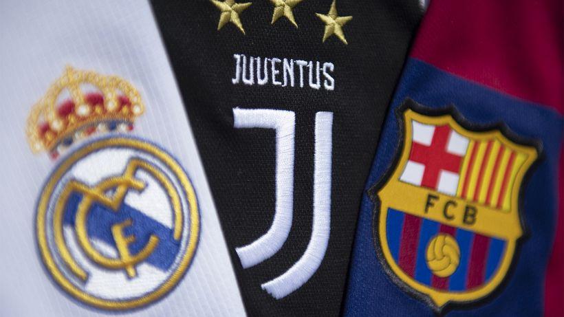 Superlega, la decisione della UEFA su Juve, Real e Barcellona