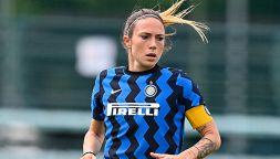 Regina Baresi, l'annuncio inaspettato della capitana dell'Inter