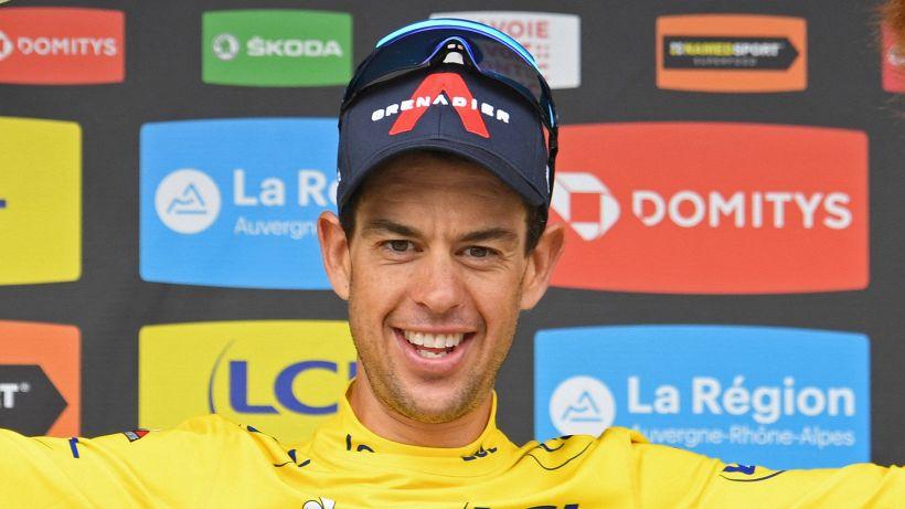Richie Porte vince il Giro del Delfinato. ultima tappa a Padun