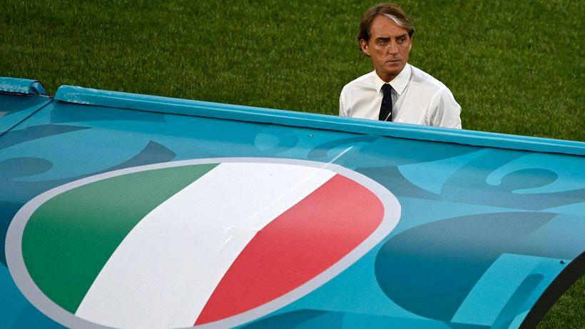 """Italia-Svizzera, Mancini: """"Vittoria dedicata a chi soffre"""""""