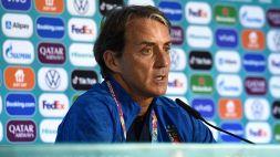 Euro 2020, inginocchiarsi in Italia-Austria: il parere di Mancini