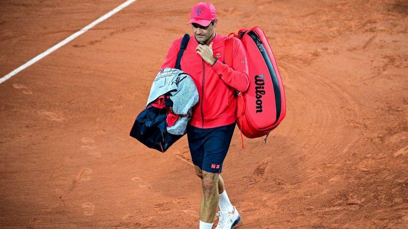 Federer si ritira dal Roland Garros, Berrettini nei quarti di finale