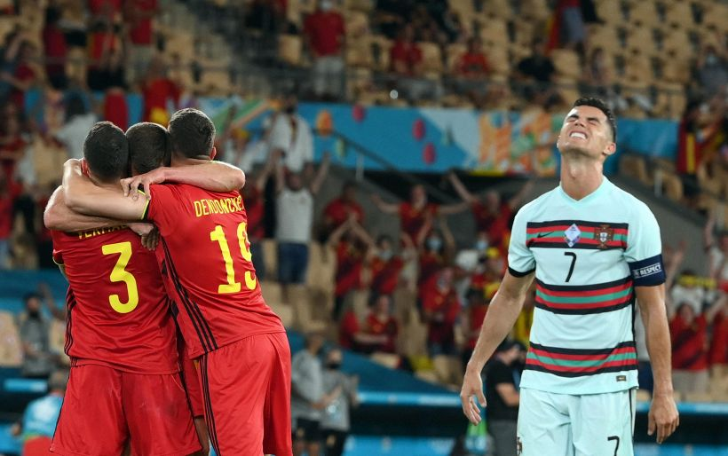"Ronaldo: ""Hannus Orribilis"", il tweet scatena una bufera social in Rai"