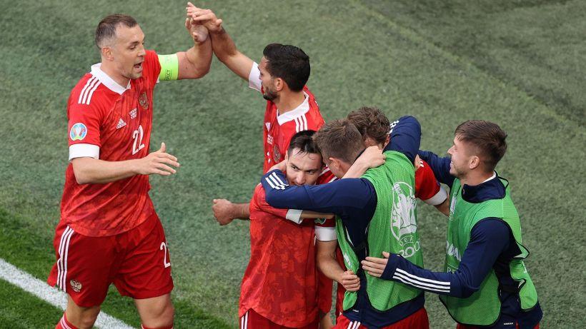 Finlandia-Russia 0-1: Miranchuk è un mago, riscatto russo