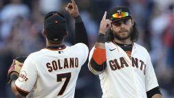 MLB: grandi in caduta libera, sorridono solo i Giants