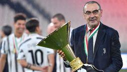 Maurizio Sarri, ore decisive: la Juve non eserciterà l'opzione