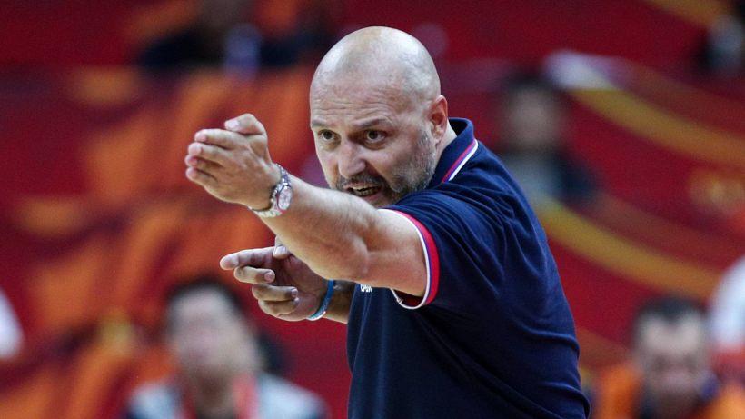 "Basket, Djordjevic: ""Grande attenzione nella gara"""