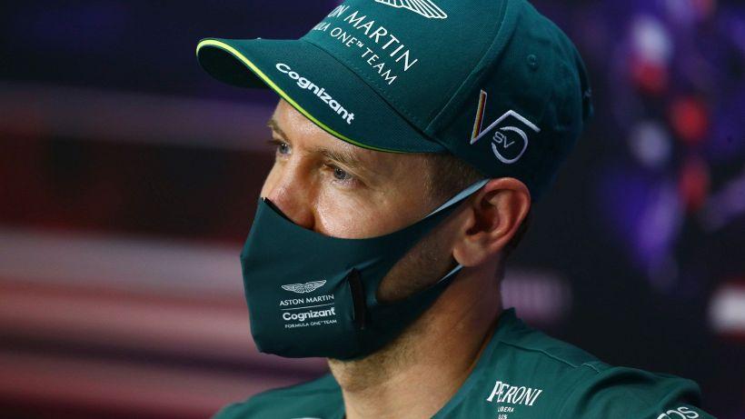 """F1, Vettel: """"In Stiria vogliamo confermarci"""""""